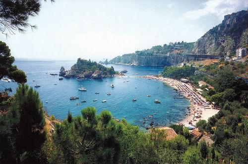 Taormina - Excellent location