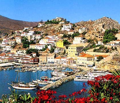 Hydra In Greece The Best Places Of The Mediterranean