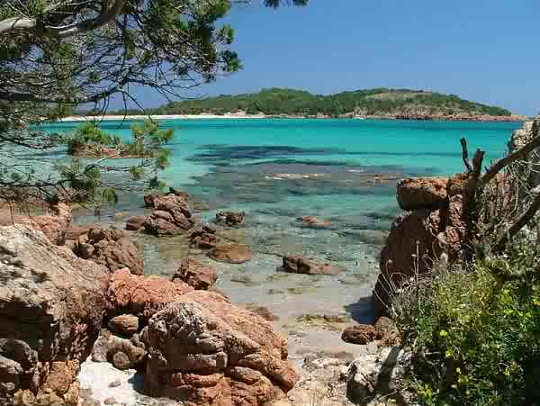 Corsica in France - Beautiful beaches