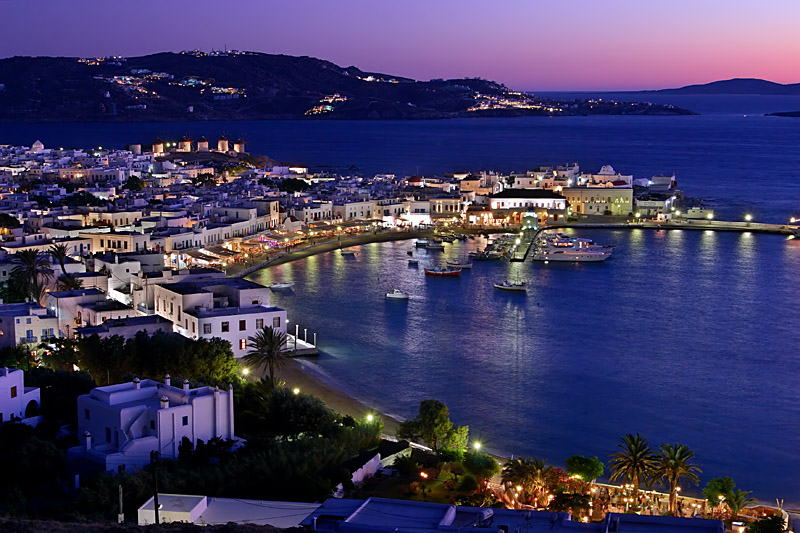 Mykonos - The most beautiful islands in Greece