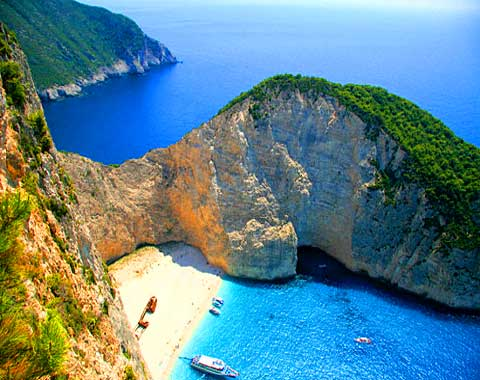 Zakynthos - Great beaches
