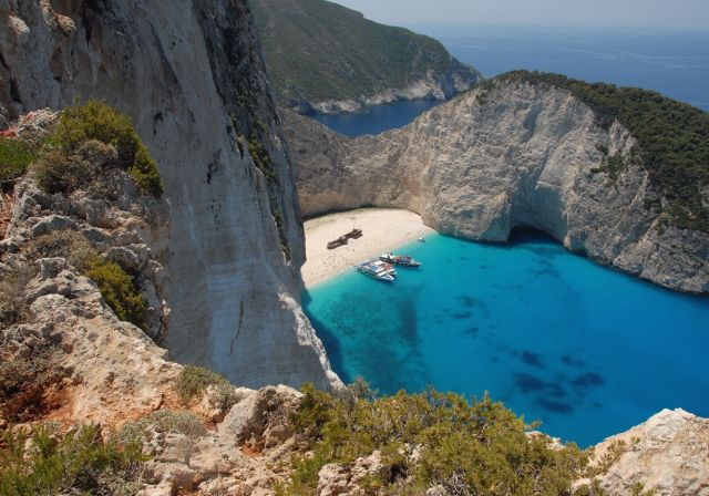 Zakynthos - Splendid natural scenery