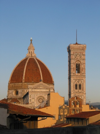 Basilica di Santa Maria del Fiore - Church view