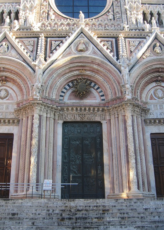 Siena Cathedral - Architecture details