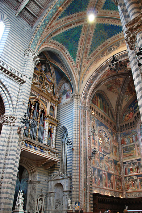 images orvieto cathedral interior view 6403