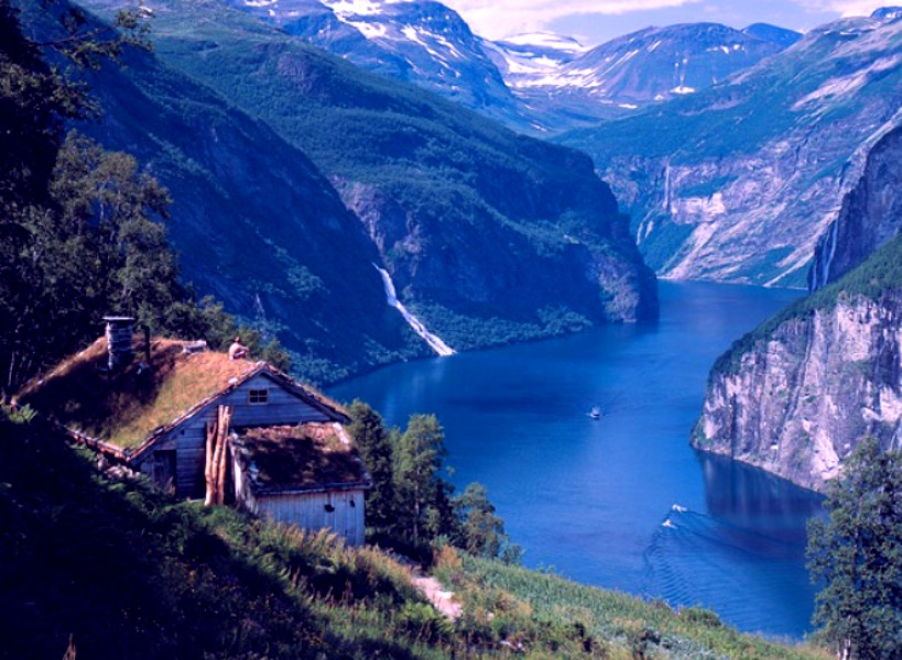 Norway - Exploring Norway