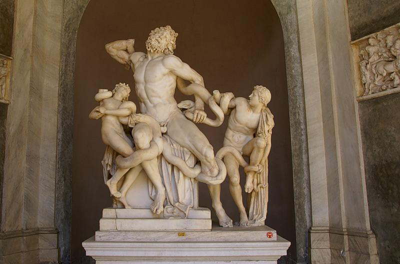 Vatican Museums - Laocoön and His Sons
