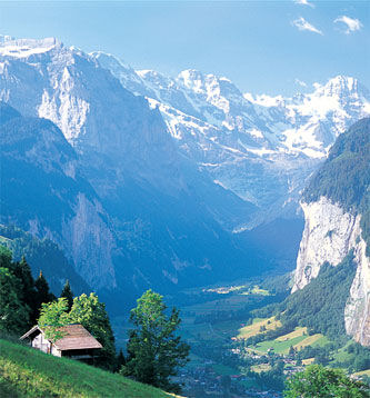 Switzerland - Beautiful landscape