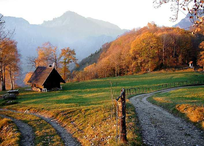 Switzerland - Countryside view