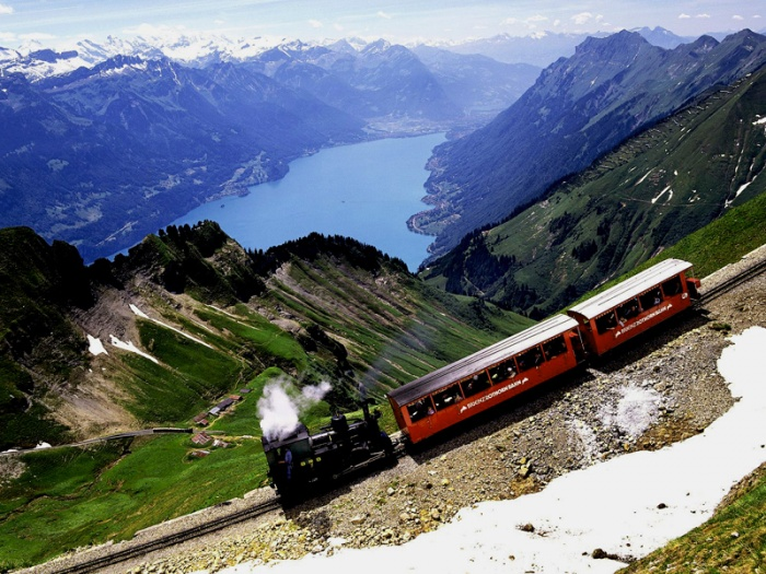 Switzerland - Incredible scenery