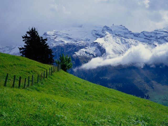 Switzerland - Scenic landscape