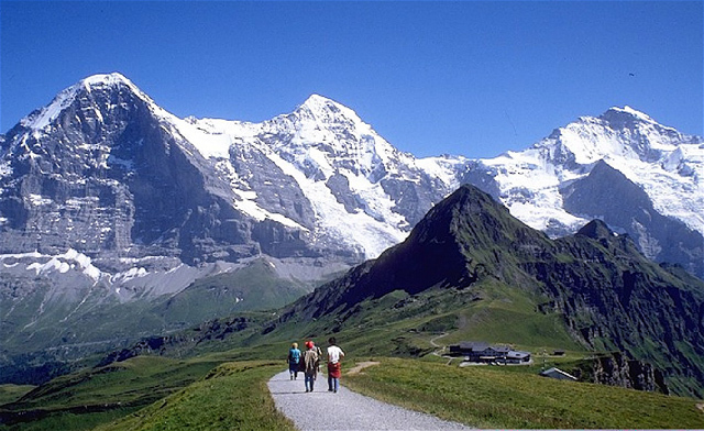 Switzerland - The Alps