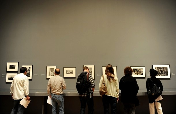The museum of modern art in new york art gallery images