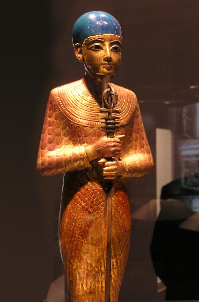 Egyptian Museum in Cairo - Museum gallery