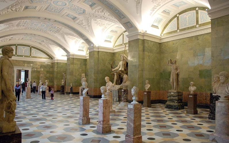 Hermitage Museum in Saint Petersburg - Art gallery