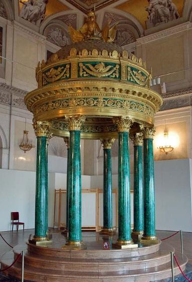 Hermitage museum in saint petersburg the best art for Best art galleries in the world