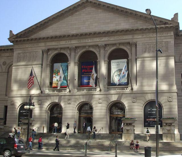 Art institute of chicago the best art galleries in the world for Best art galleries in the world