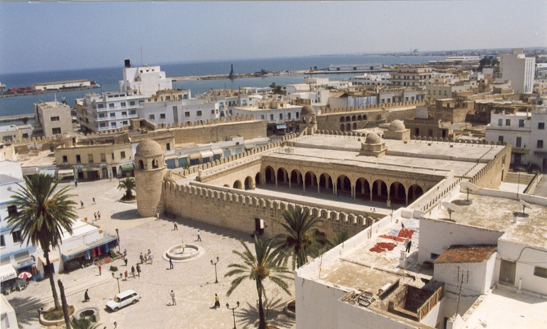 Tunisia - Sousse view