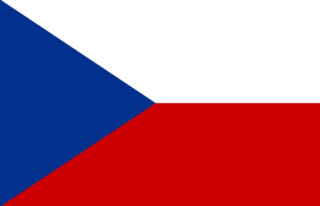 Czech Republic - Flag of Czech Republic