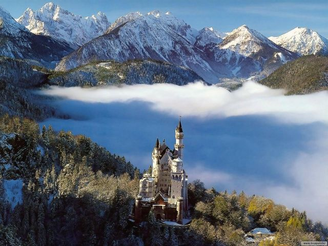 Germany - Neuschwanstein Castle