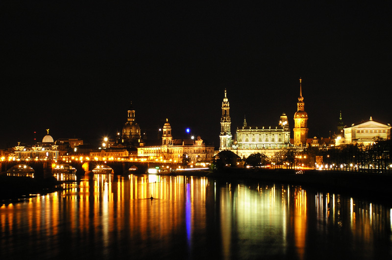 Germany - Night view