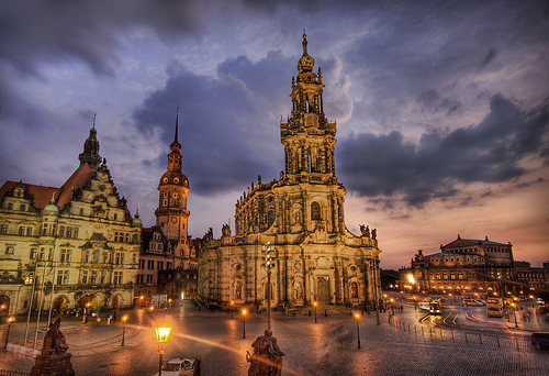 Germany - Splendid architecture