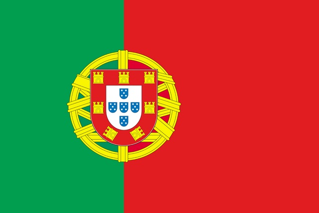 Portugal - Flag of Portugal