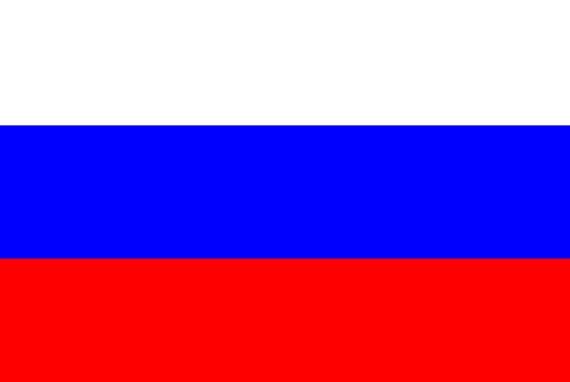 Russlandflagge