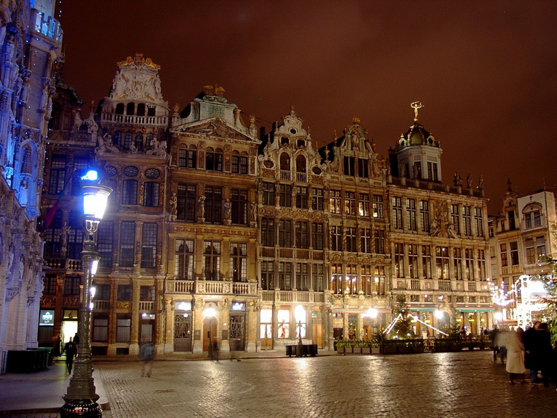 Belgium - Great architecture