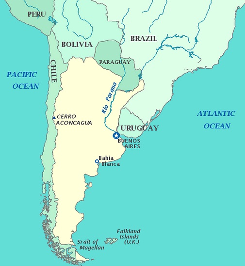 Argentina The best countries of South America