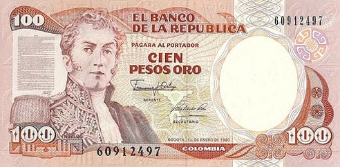 Colombia - Currency
