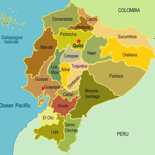 Ecuador The best countries of South America