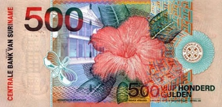Suriname - Currency