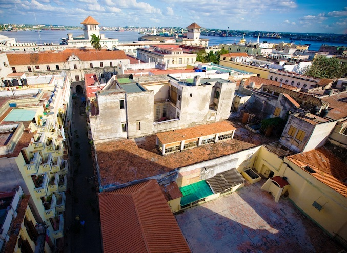 Havana - City view