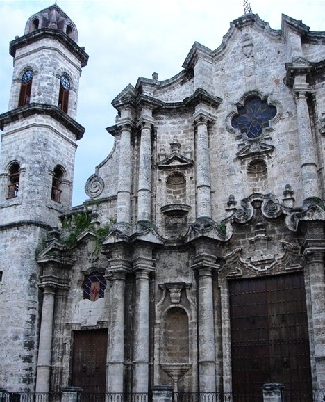 Havana - San Cristobal Cathedral