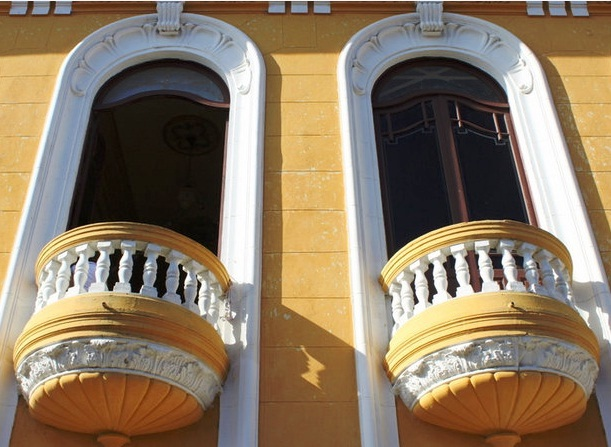 Sancti Spiritus - Beautiful architecture