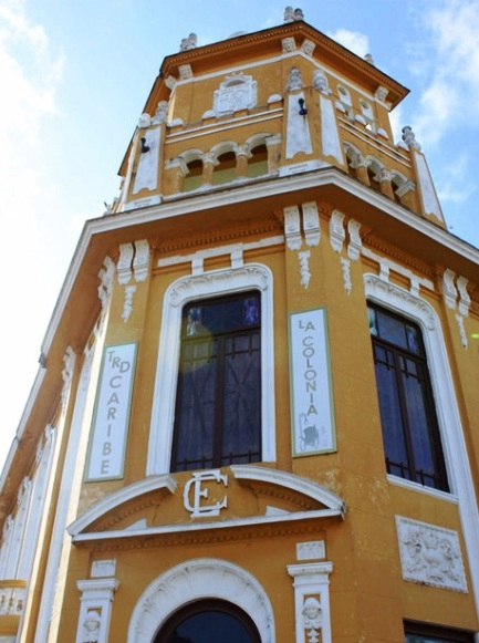 Sancti Spiritus - Local architecture