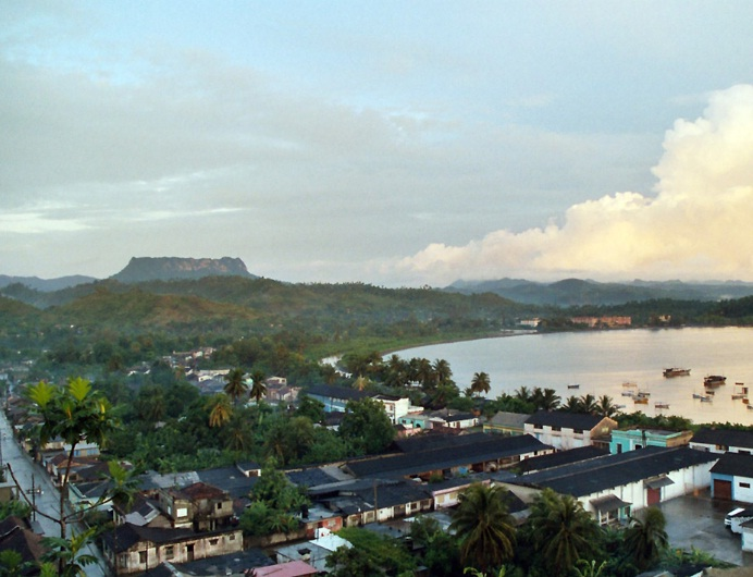 Baracoa - City view