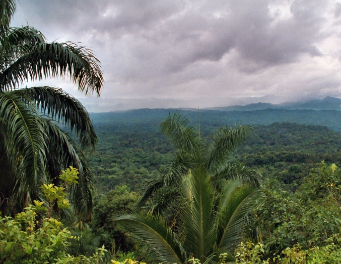 Baracoa - Splendid natural scenery