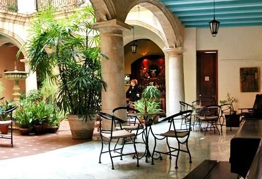 Hotel Santa Isabel Havana - Outdoor facilities