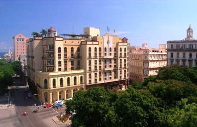 NH Parque Central Hotel Havana - Exterior view