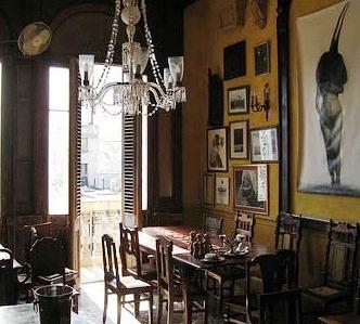 Best Restaurants In Havana Cuba La Guarida Interior View