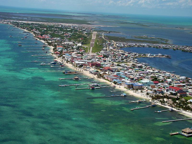 Belize - Belize view