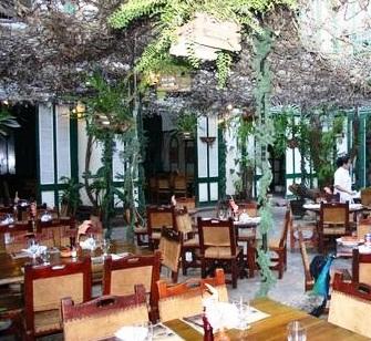Restaurant La Mina View
