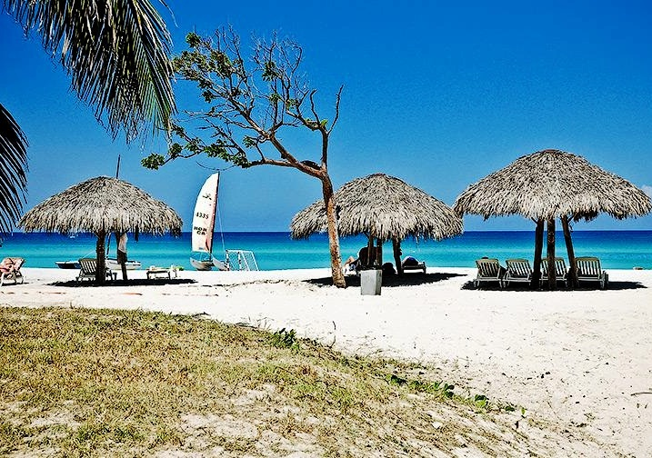 Varadero beach - Ideal setting