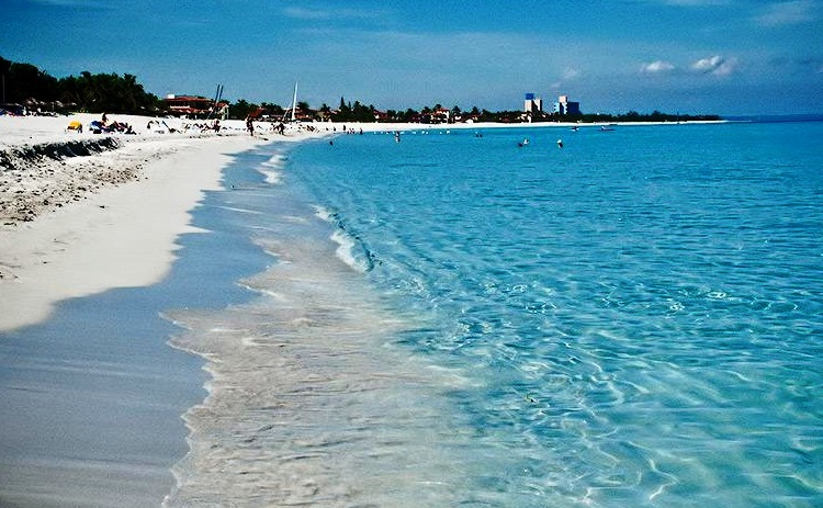 Varadero beach - White sandy beaches