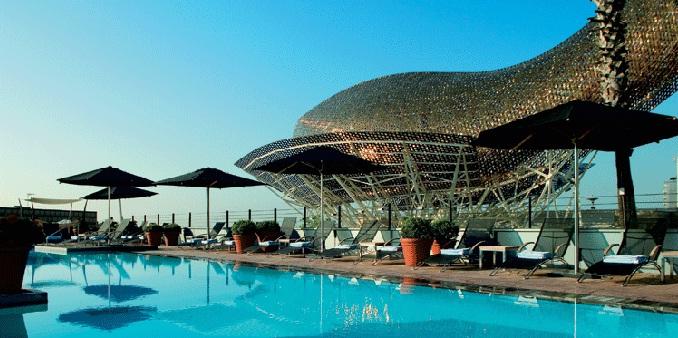 5 stars hotel in barcelona spain 2018 world 39 s best hotels for Stars swimming pool tacloban city