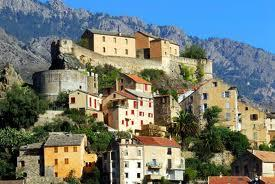 Corsica, island from Southern France - Corsica Island, solemn hospitality