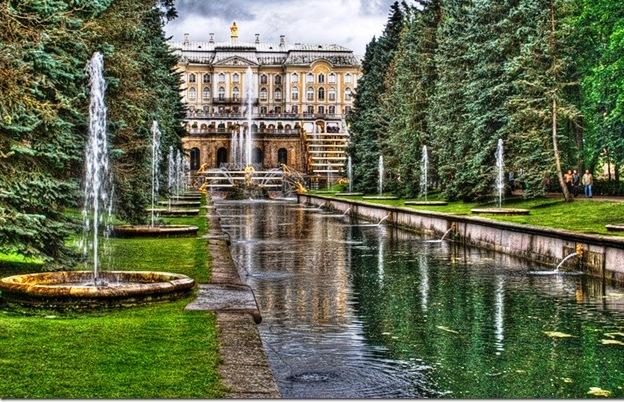 The peterhof palace the peterhof palace images