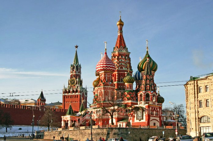 Best Places To Visit In Russia Saint Basil